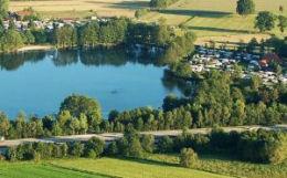 Camping am Silbersee