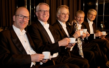 Bremer Kaffeehaus Orchester©Christoph Brunkow