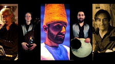 Damas Band & Ibn Arabi Sufi Ensemble © Damas Band & Ibn Arabi Sufi Ensemble